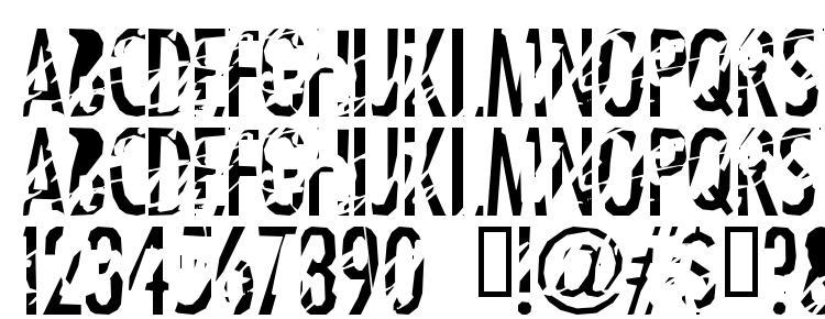 глифы шрифта Tanline, символы шрифта Tanline, символьная карта шрифта Tanline, предварительный просмотр шрифта Tanline, алфавит шрифта Tanline, шрифт Tanline