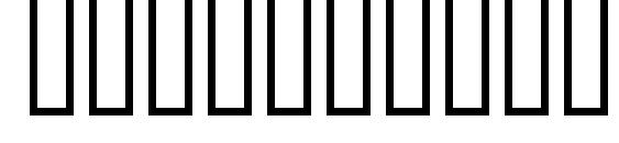 Шрифт Taques au gogo