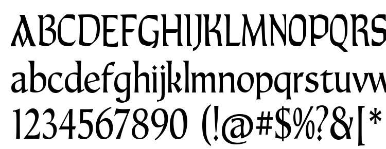глифы шрифта Tara type, символы шрифта Tara type, символьная карта шрифта Tara type, предварительный просмотр шрифта Tara type, алфавит шрифта Tara type, шрифт Tara type