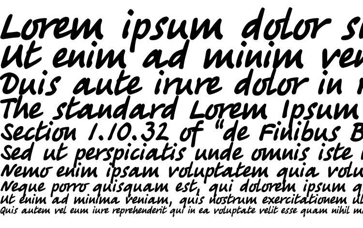 specimens Tatianac font, sample Tatianac font, an example of writing Tatianac font, review Tatianac font, preview Tatianac font, Tatianac font