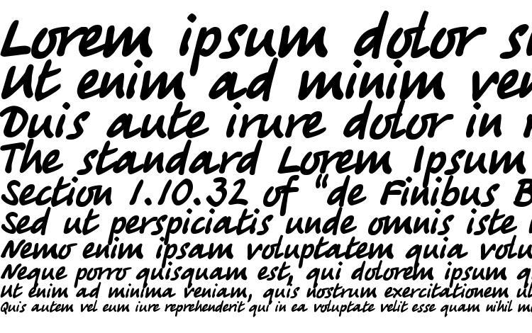 specimens TatianaCTT font, sample TatianaCTT font, an example of writing TatianaCTT font, review TatianaCTT font, preview TatianaCTT font, TatianaCTT font