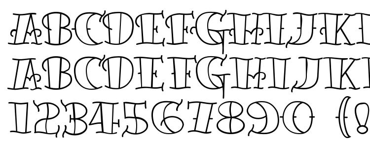 glyphs TattooLetteringOpen font, сharacters TattooLetteringOpen font, symbols TattooLetteringOpen font, character map TattooLetteringOpen font, preview TattooLetteringOpen font, abc TattooLetteringOpen font, TattooLetteringOpen font