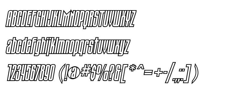 глифы шрифта Tauernc italic, символы шрифта Tauernc italic, символьная карта шрифта Tauernc italic, предварительный просмотр шрифта Tauernc italic, алфавит шрифта Tauernc italic, шрифт Tauernc italic