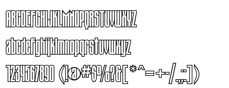 глифы шрифта TauernCTT, символы шрифта TauernCTT, символьная карта шрифта TauernCTT, предварительный просмотр шрифта TauernCTT, алфавит шрифта TauernCTT, шрифт TauernCTT