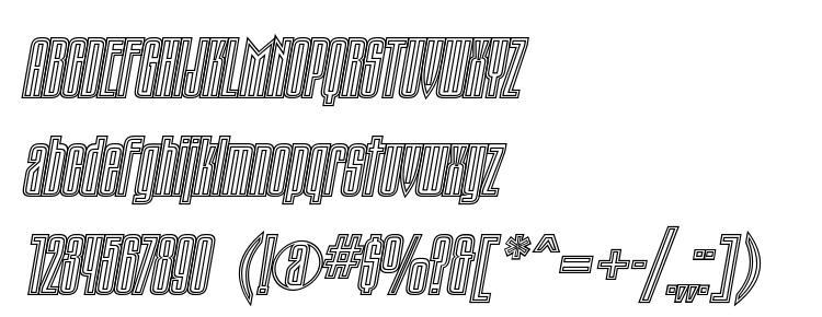 glyphs Tauernec italic font, сharacters Tauernec italic font, symbols Tauernec italic font, character map Tauernec italic font, preview Tauernec italic font, abc Tauernec italic font, Tauernec italic font