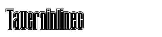 Tauerninlinec Font