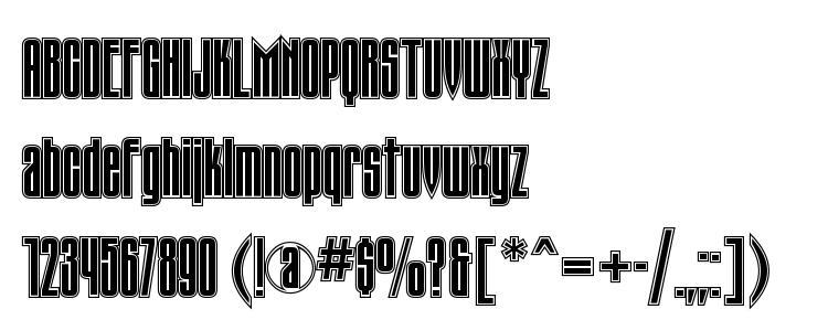 glyphs TauernInlineCTT font, сharacters TauernInlineCTT font, symbols TauernInlineCTT font, character map TauernInlineCTT font, preview TauernInlineCTT font, abc TauernInlineCTT font, TauernInlineCTT font