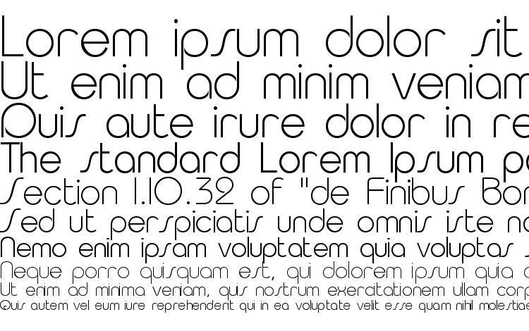 specimens Taurus Light font, sample Taurus Light font, an example of writing Taurus Light font, review Taurus Light font, preview Taurus Light font, Taurus Light font