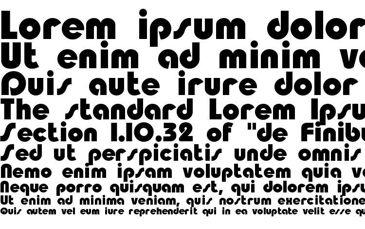 specimens TaurusHeavy font, sample TaurusHeavy font, an example of writing TaurusHeavy font, review TaurusHeavy font, preview TaurusHeavy font, TaurusHeavy font