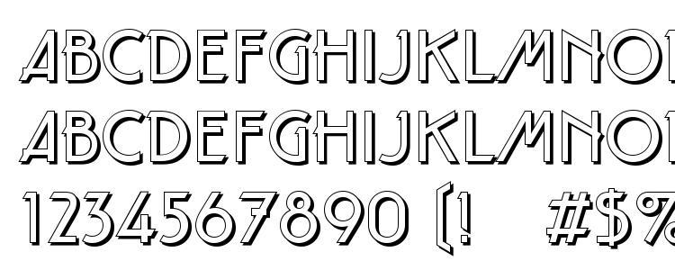глифы шрифта Taut LT Shadow, символы шрифта Taut LT Shadow, символьная карта шрифта Taut LT Shadow, предварительный просмотр шрифта Taut LT Shadow, алфавит шрифта Taut LT Shadow, шрифт Taut LT Shadow