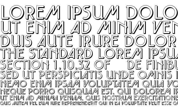specimens Taut LT Shadow font, sample Taut LT Shadow font, an example of writing Taut LT Shadow font, review Taut LT Shadow font, preview Taut LT Shadow font, Taut LT Shadow font