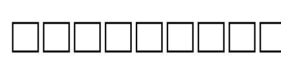 Taut regular Font