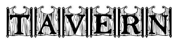 Шрифт Tavern Doors