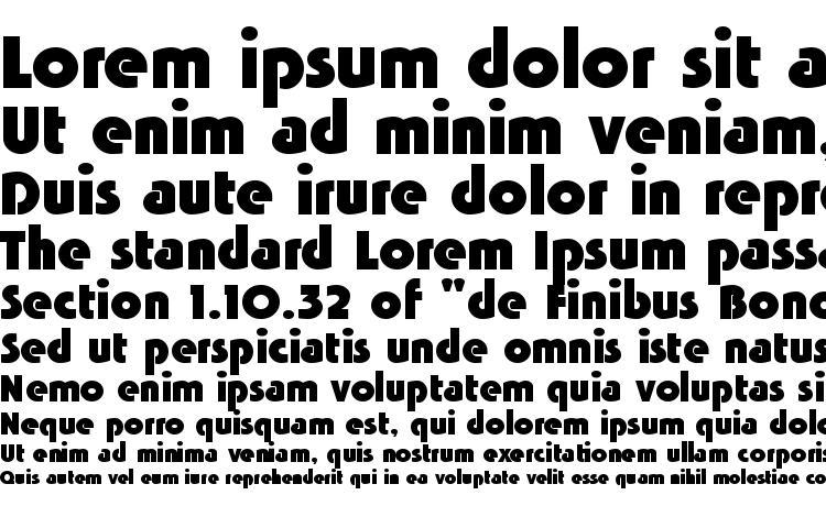 specimens Tavrida Bold font, sample Tavrida Bold font, an example of writing Tavrida Bold font, review Tavrida Bold font, preview Tavrida Bold font, Tavrida Bold font