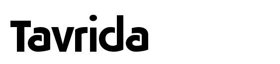 Tavrida Font