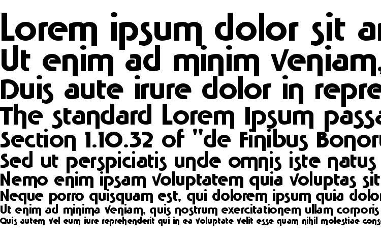 specimens TavridaAd font, sample TavridaAd font, an example of writing TavridaAd font, review TavridaAd font, preview TavridaAd font, TavridaAd font