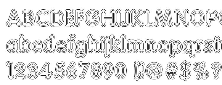 glyphs Teazer Normal font, сharacters Teazer Normal font, symbols Teazer Normal font, character map Teazer Normal font, preview Teazer Normal font, abc Teazer Normal font, Teazer Normal font