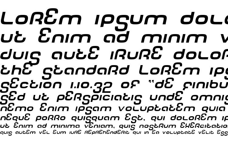 образцы шрифта Tech font italic, образец шрифта Tech font italic, пример написания шрифта Tech font italic, просмотр шрифта Tech font italic, предосмотр шрифта Tech font italic, шрифт Tech font italic