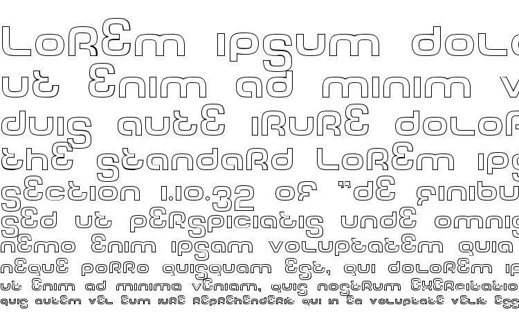 specimens Tech font outline font, sample Tech font outline font, an example of writing Tech font outline font, review Tech font outline font, preview Tech font outline font, Tech font outline font