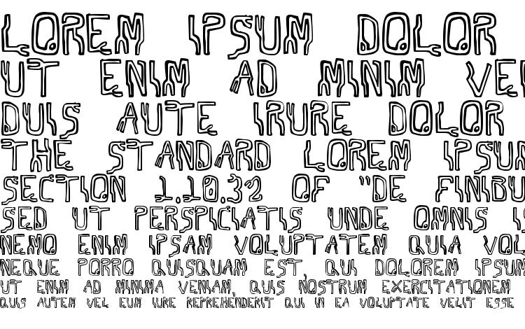 specimens Technetium font, sample Technetium font, an example of writing Technetium font, review Technetium font, preview Technetium font, Technetium font