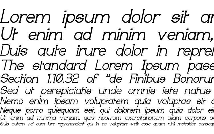 образцы шрифта Technically Insane Italic, образец шрифта Technically Insane Italic, пример написания шрифта Technically Insane Italic, просмотр шрифта Technically Insane Italic, предосмотр шрифта Technically Insane Italic, шрифт Technically Insane Italic
