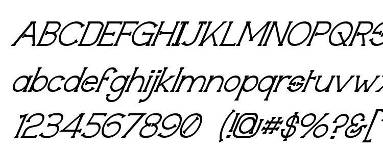 glyphs Technically Insane Superitalic font, сharacters Technically Insane Superitalic font, symbols Technically Insane Superitalic font, character map Technically Insane Superitalic font, preview Technically Insane Superitalic font, abc Technically Insane Superitalic font, Technically Insane Superitalic font