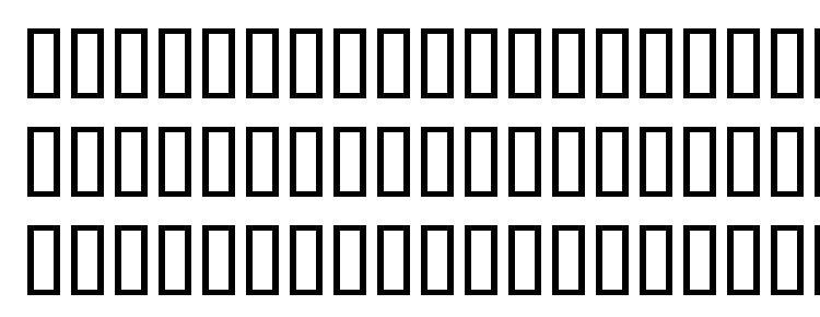 glyphs TechnicBold font, сharacters TechnicBold font, symbols TechnicBold font, character map TechnicBold font, preview TechnicBold font, abc TechnicBold font, TechnicBold font