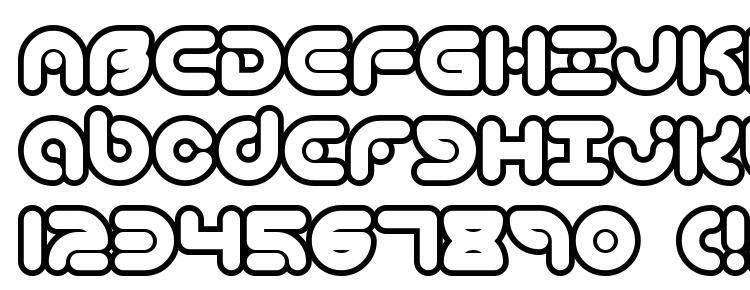 глифы шрифта Technique OL BRK, символы шрифта Technique OL BRK, символьная карта шрифта Technique OL BRK, предварительный просмотр шрифта Technique OL BRK, алфавит шрифта Technique OL BRK, шрифт Technique OL BRK