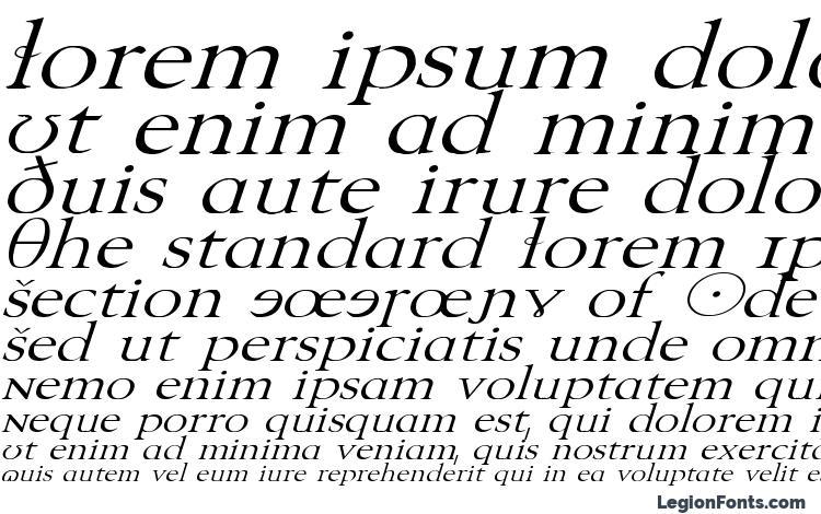 specimens TechPhonetic Wd Italic font, sample TechPhonetic Wd Italic font, an example of writing TechPhonetic Wd Italic font, review TechPhonetic Wd Italic font, preview TechPhonetic Wd Italic font, TechPhonetic Wd Italic font