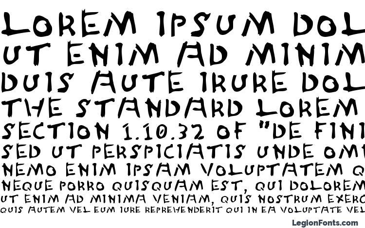specimens Tedcanno font, sample Tedcanno font, an example of writing Tedcanno font, review Tedcanno font, preview Tedcanno font, Tedcanno font