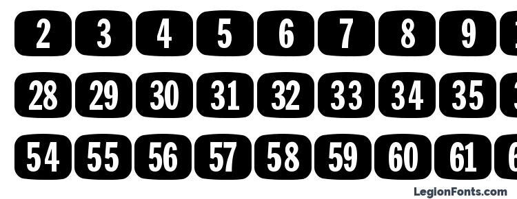 glyphs Tee Vee Set JL font, сharacters Tee Vee Set JL font, symbols Tee Vee Set JL font, character map Tee Vee Set JL font, preview Tee Vee Set JL font, abc Tee Vee Set JL font, Tee Vee Set JL font