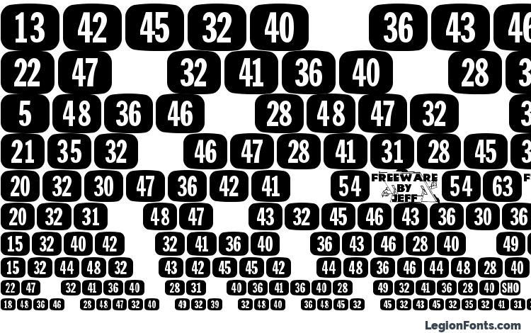 specimens Tee Vee Set JL font, sample Tee Vee Set JL font, an example of writing Tee Vee Set JL font, review Tee Vee Set JL font, preview Tee Vee Set JL font, Tee Vee Set JL font