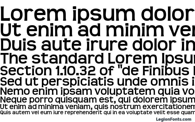 specimens Teen Bold font, sample Teen Bold font, an example of writing Teen Bold font, review Teen Bold font, preview Teen Bold font, Teen Bold font