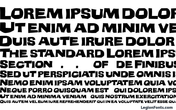 specimens Teenage delinquent font, sample Teenage delinquent font, an example of writing Teenage delinquent font, review Teenage delinquent font, preview Teenage delinquent font, Teenage delinquent font