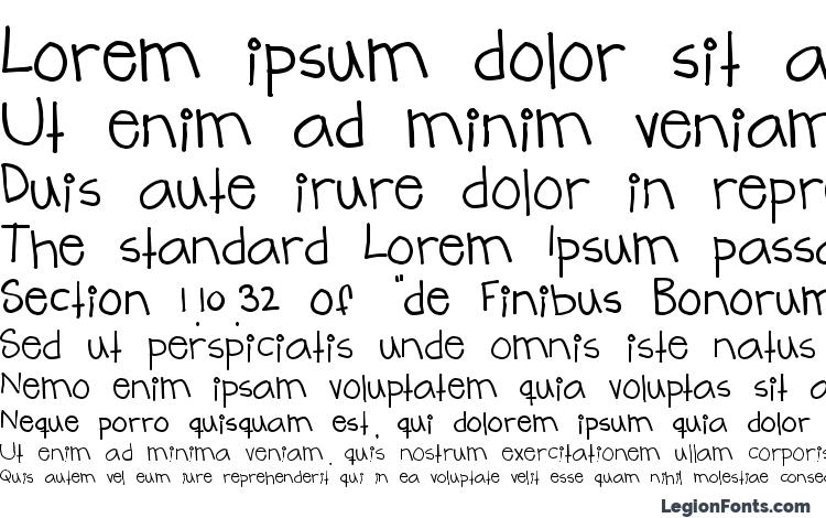 specimens Teenagea font, sample Teenagea font, an example of writing Teenagea font, review Teenagea font, preview Teenagea font, Teenagea font