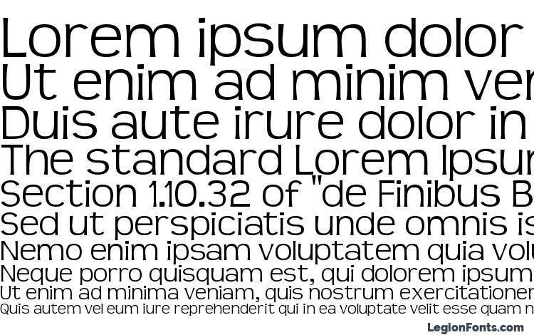 specimens TeenLight Regular font, sample TeenLight Regular font, an example of writing TeenLight Regular font, review TeenLight Regular font, preview TeenLight Regular font, TeenLight Regular font