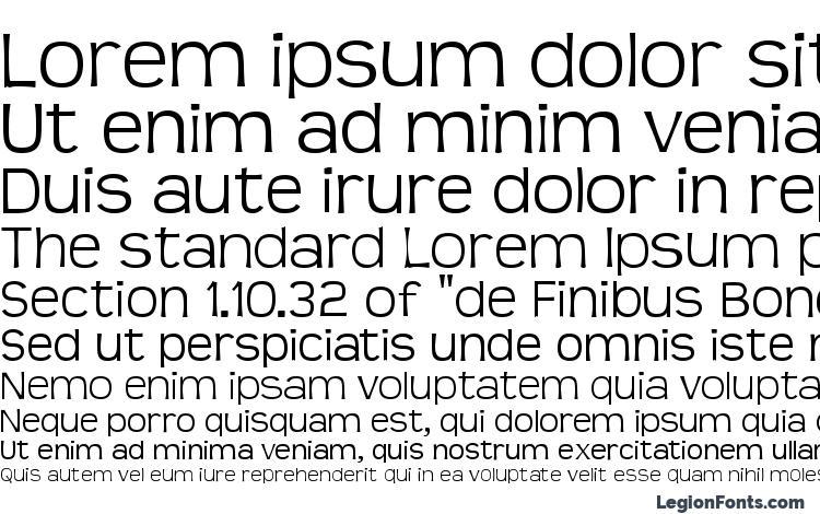 specimens Teenlite font, sample Teenlite font, an example of writing Teenlite font, review Teenlite font, preview Teenlite font, Teenlite font