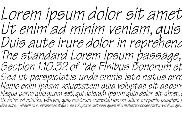 specimens Tekton Th Italic font, sample Tekton Th Italic font, an example of writing Tekton Th Italic font, review Tekton Th Italic font, preview Tekton Th Italic font, Tekton Th Italic font