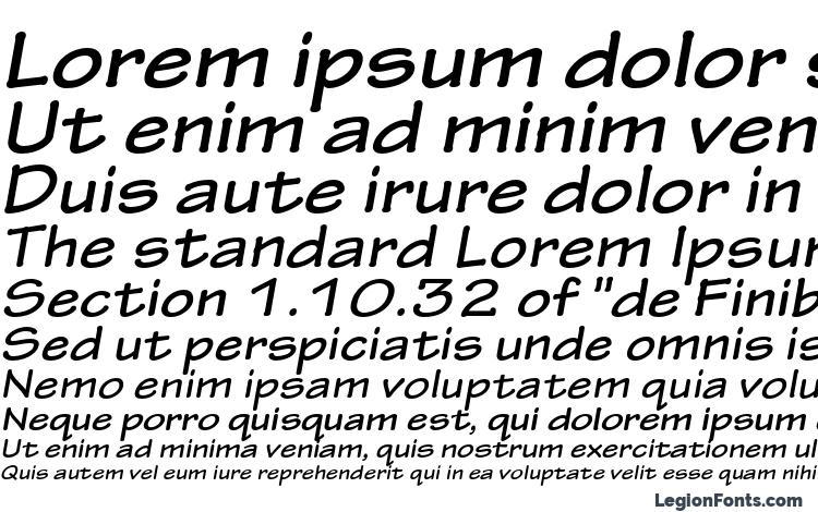 specimens TektonPro BoldExtObl font, sample TektonPro BoldExtObl font, an example of writing TektonPro BoldExtObl font, review TektonPro BoldExtObl font, preview TektonPro BoldExtObl font, TektonPro BoldExtObl font