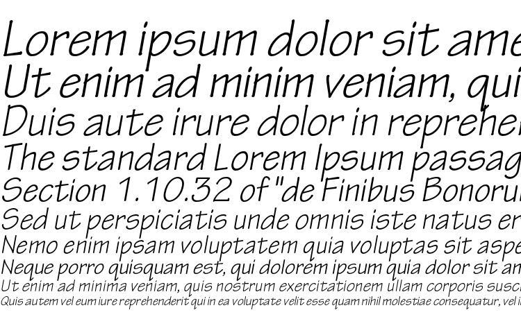 specimens TektonPro Obl font, sample TektonPro Obl font, an example of writing TektonPro Obl font, review TektonPro Obl font, preview TektonPro Obl font, TektonPro Obl font