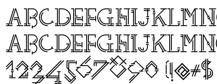 глифы шрифта telefono, символы шрифта telefono, символьная карта шрифта telefono, предварительный просмотр шрифта telefono, алфавит шрифта telefono, шрифт telefono