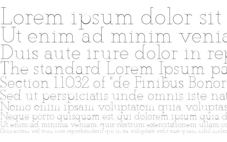 specimens Teletex UltraLight font, sample Teletex UltraLight font, an example of writing Teletex UltraLight font, review Teletex UltraLight font, preview Teletex UltraLight font, Teletex UltraLight font