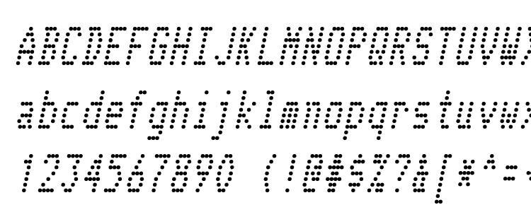 glyphs Telidon Cd Italic font, сharacters Telidon Cd Italic font, symbols Telidon Cd Italic font, character map Telidon Cd Italic font, preview Telidon Cd Italic font, abc Telidon Cd Italic font, Telidon Cd Italic font