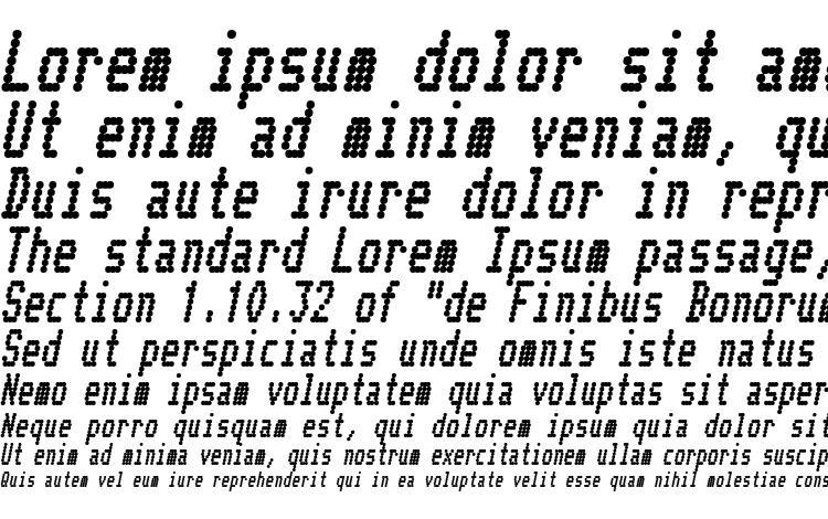 specimens Telidon CdHv Italic font, sample Telidon CdHv Italic font, an example of writing Telidon CdHv Italic font, review Telidon CdHv Italic font, preview Telidon CdHv Italic font, Telidon CdHv Italic font