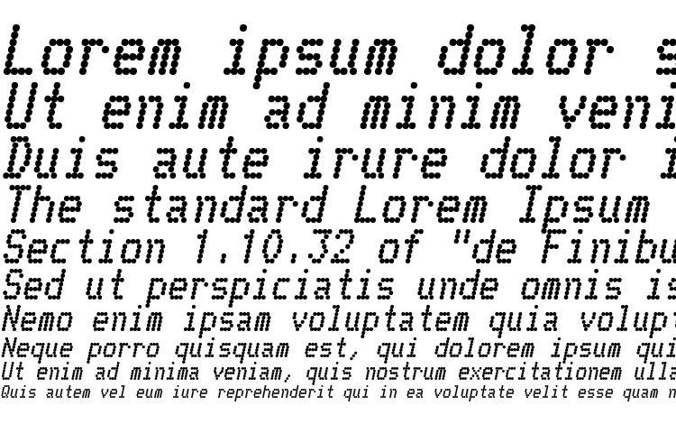 specimens Telidon Hv Italic font, sample Telidon Hv Italic font, an example of writing Telidon Hv Italic font, review Telidon Hv Italic font, preview Telidon Hv Italic font, Telidon Hv Italic font