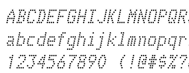 glyphs Telidon Italic font, сharacters Telidon Italic font, symbols Telidon Italic font, character map Telidon Italic font, preview Telidon Italic font, abc Telidon Italic font, Telidon Italic font