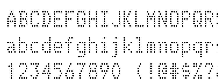 glyphs Telidon font, сharacters Telidon font, symbols Telidon font, character map Telidon font, preview Telidon font, abc Telidon font, Telidon font