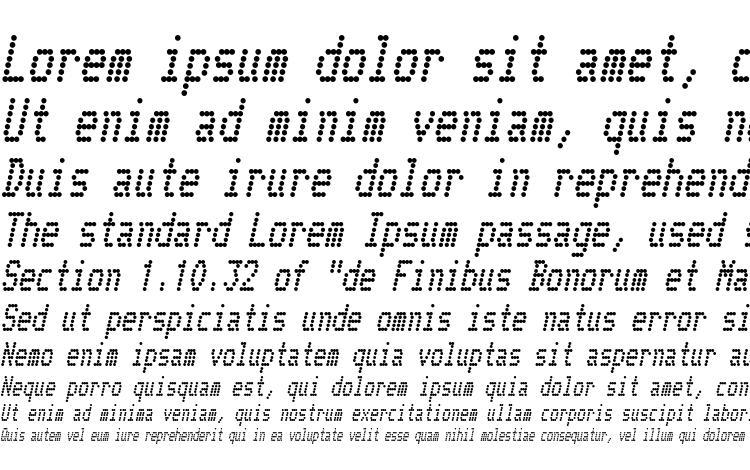 specimens TelidonCd BoldItalic font, sample TelidonCd BoldItalic font, an example of writing TelidonCd BoldItalic font, review TelidonCd BoldItalic font, preview TelidonCd BoldItalic font, TelidonCd BoldItalic font