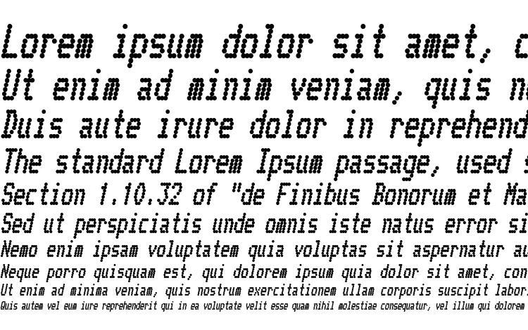 specimens TelidonCdHv Italic font, sample TelidonCdHv Italic font, an example of writing TelidonCdHv Italic font, review TelidonCdHv Italic font, preview TelidonCdHv Italic font, TelidonCdHv Italic font