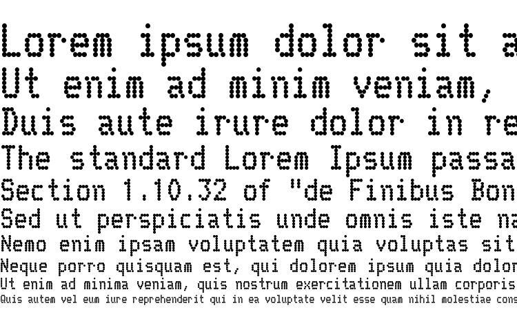specimens TelidonHv Regular font, sample TelidonHv Regular font, an example of writing TelidonHv Regular font, review TelidonHv Regular font, preview TelidonHv Regular font, TelidonHv Regular font